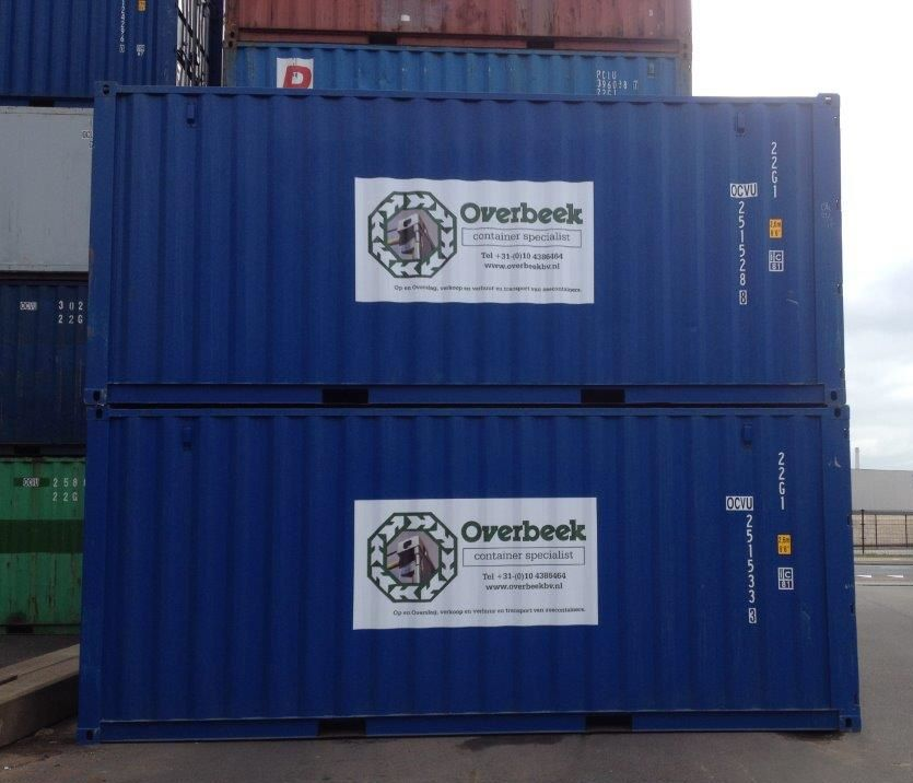 Container sales and rental
